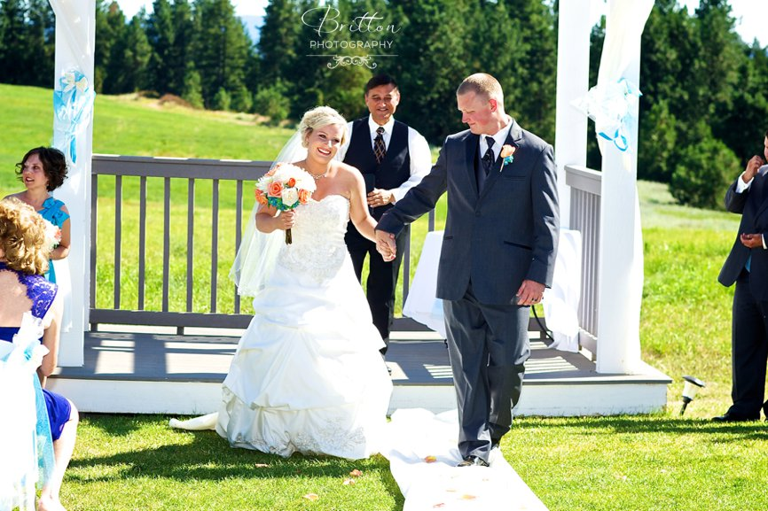 Greenbluff Wedding At High Country Orchard Morgan